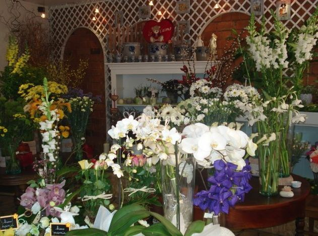 Fleuriste pour votre événement