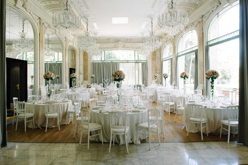 Mariage Pavillon Dauphine