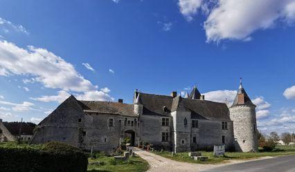 Château de Chémery