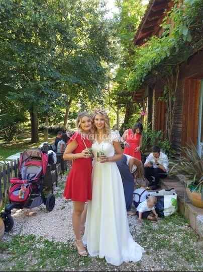 Mariage à Lombez
