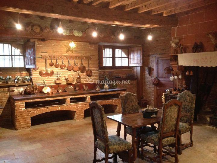 Anciennes cuisines de Château de Conques | Photo 22