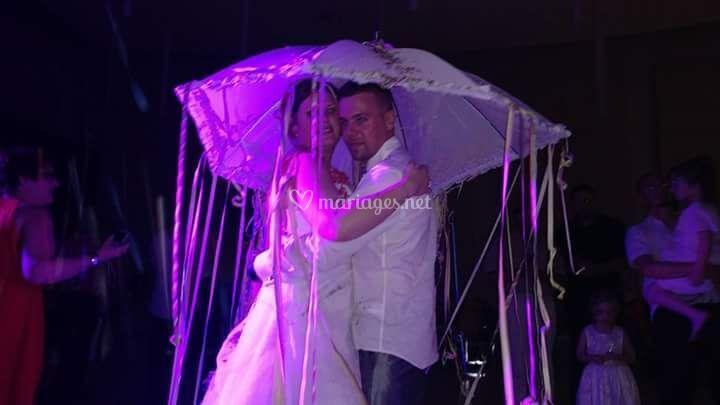 L'ombrelle du bonheur