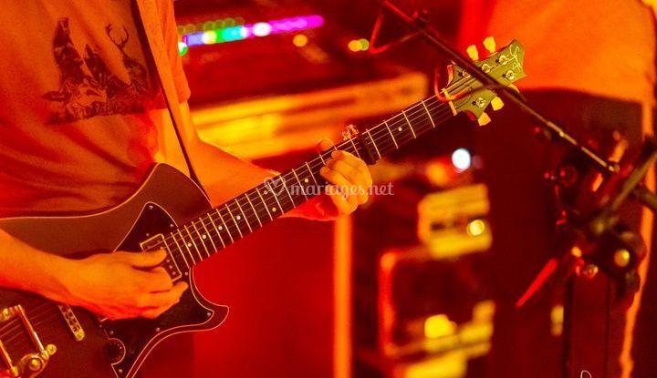 Instrument guitare