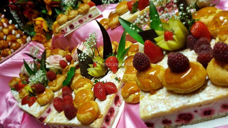 Mise en valeur des desserts