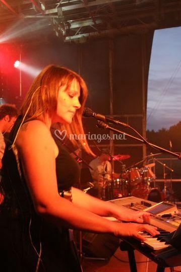 Carole clavier