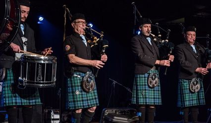 Stoat Pipe Band Society 1