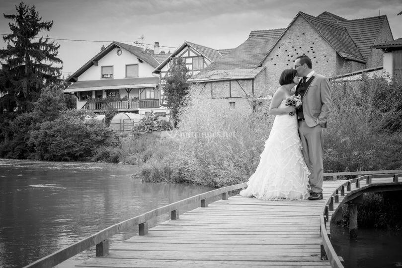 Photos des mariés classique
