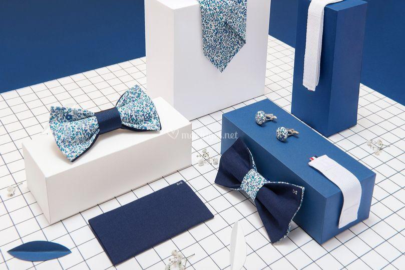 Liberty bleu
