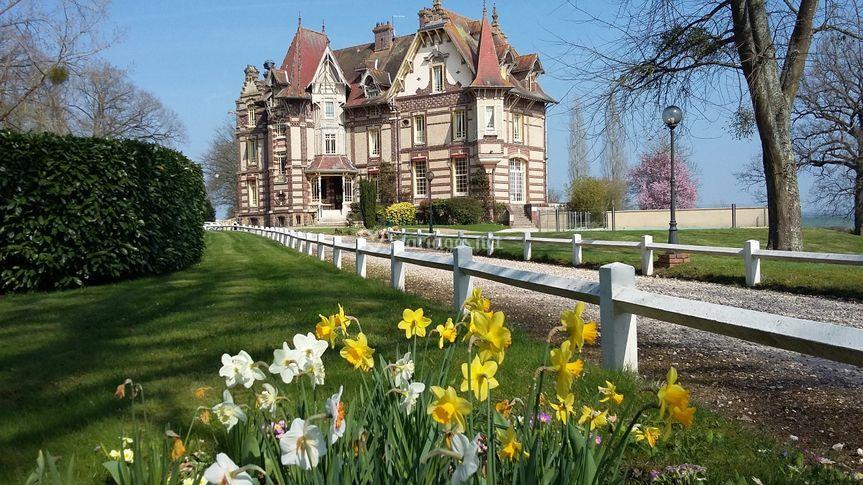 Château Hôtel la Râpée