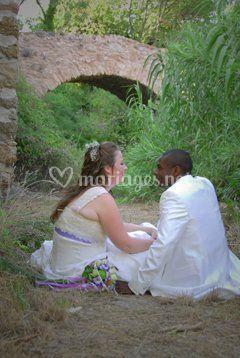 Photo mariage fontes