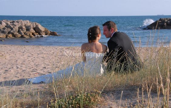 Photo mariage frontignan