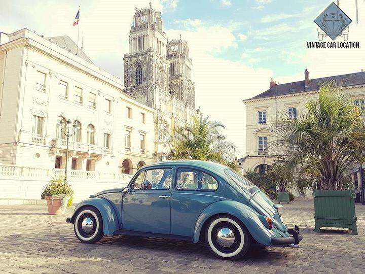Vintage Car Location