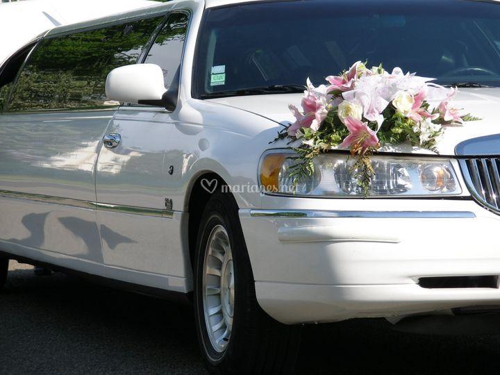 Location voiture de prestige pour mariage