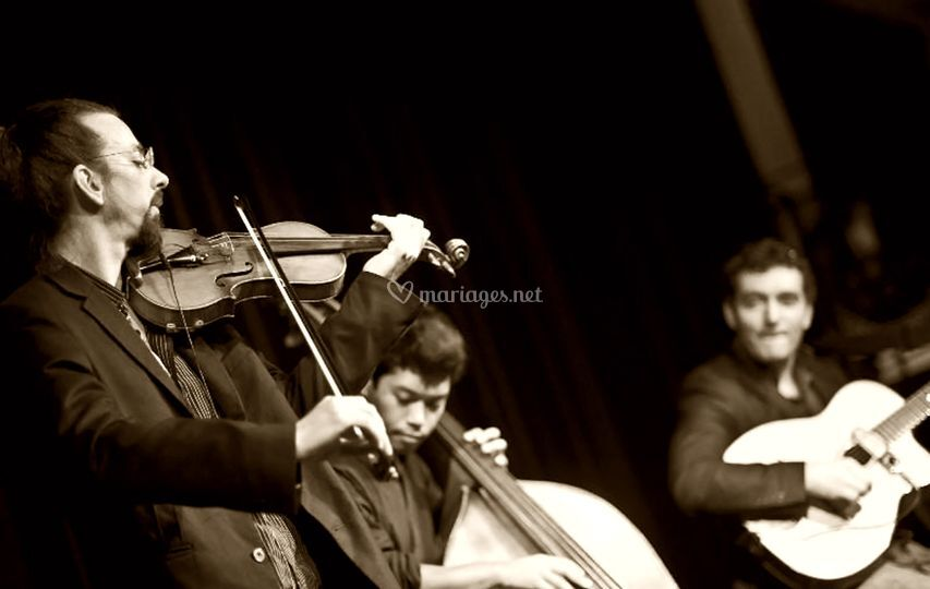 Trio Jazz Manouche