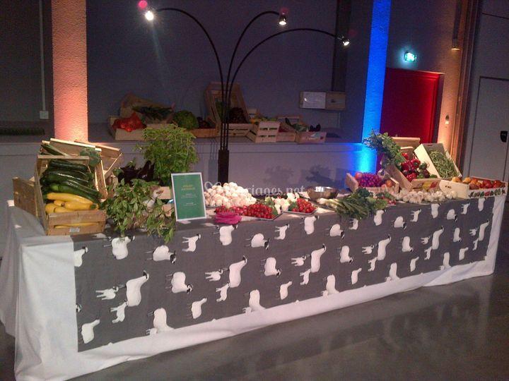 Atelier légumes