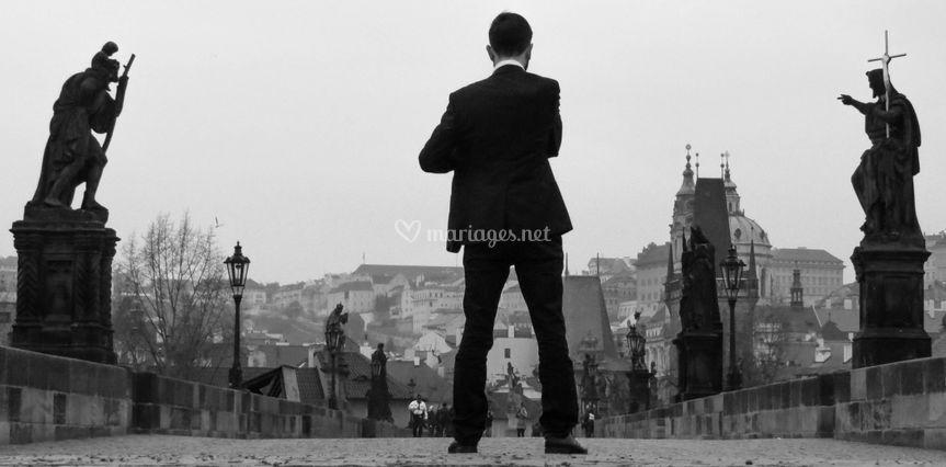 Shooting Prague