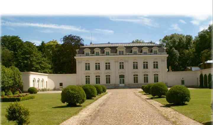 Façade Orangerie du Château