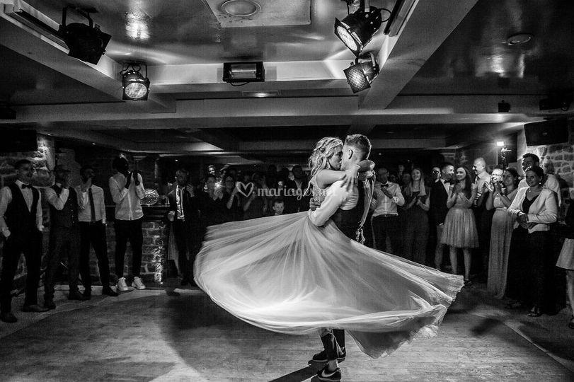 Les Mariés d'Ysatis - Cours de Danse