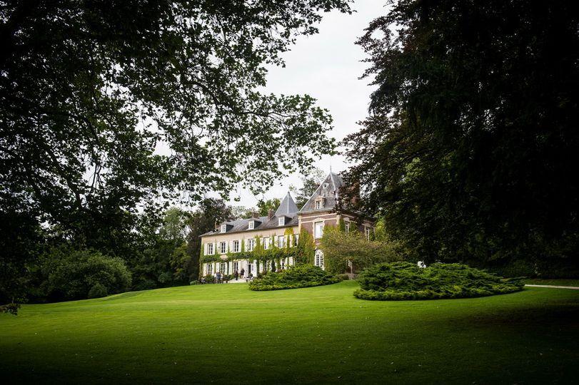 Château et son domaine