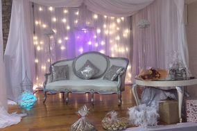 A la table des mariés