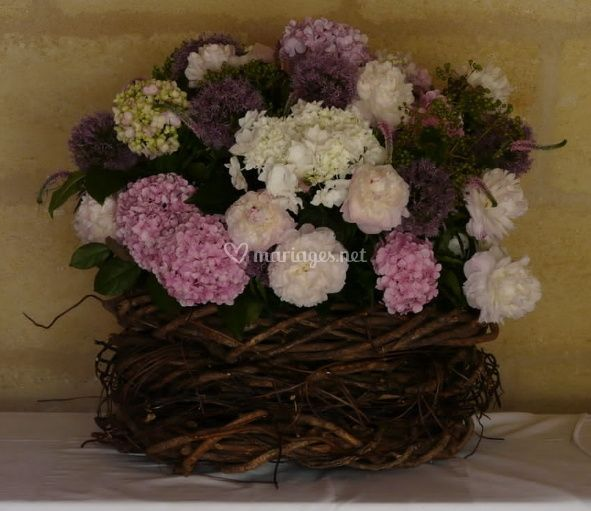 L 39 instant floral for Arrangement floral exterieur