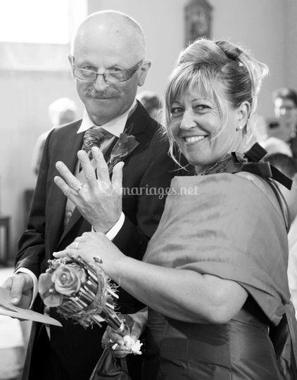 Enfin marié !!