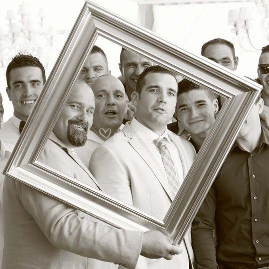 Père, marié, frère