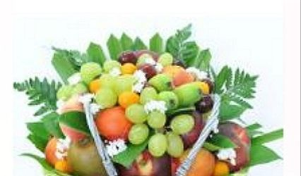 Fruits défendus - Corbeille de fruits