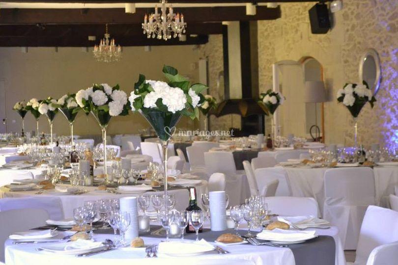 Exemple de décoration