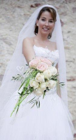 Vive la mariée ...
