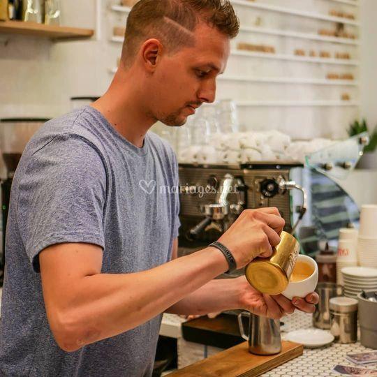 Coffee Mixology
