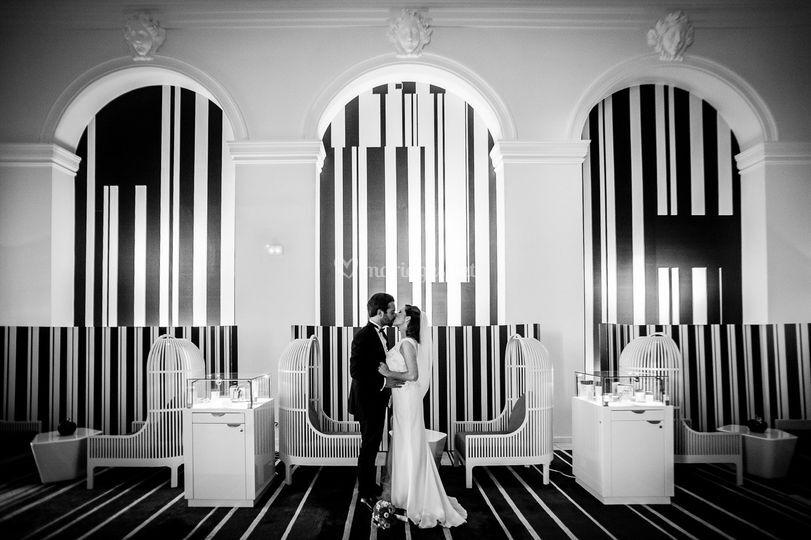 Séance couple Hotel Trouville