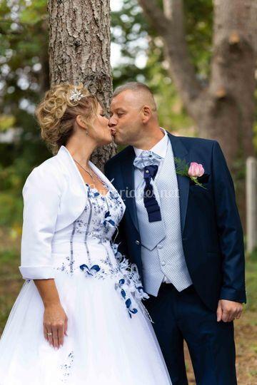 Photos des mariés