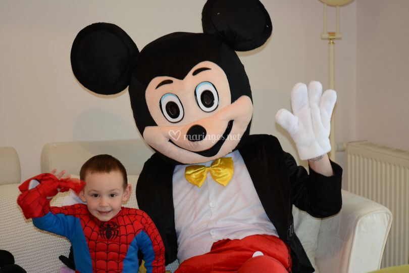 Mon ami Mickey