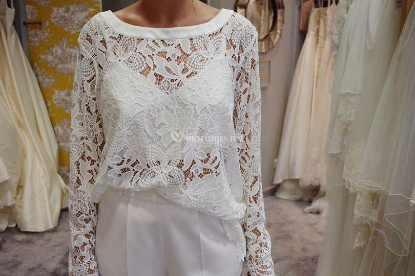 Robe de mariée Béziers