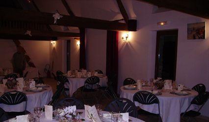 Le Manoir de Grand Moulin 1