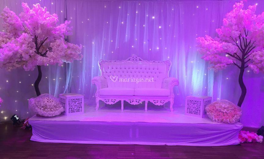 Banquette des mariées