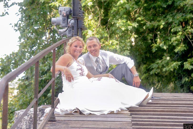 Stéphanie&Eric - Juillet  2015