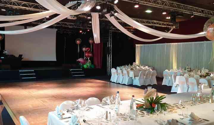 Mariage - Casino de Blotzheim