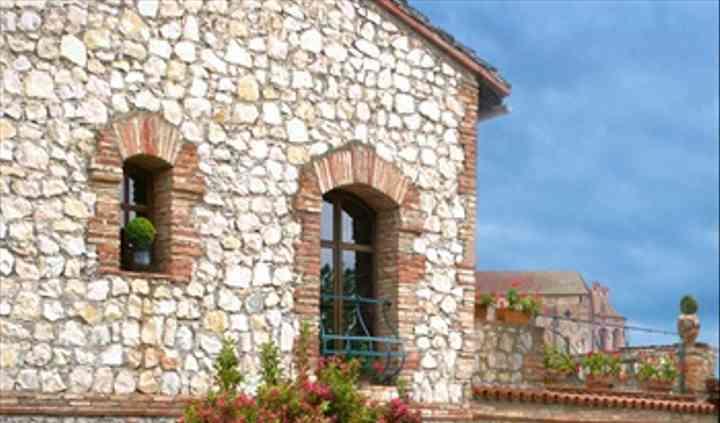 Façade Château La Guiraude