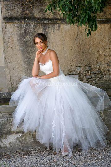 Barbapapa mariée de provence