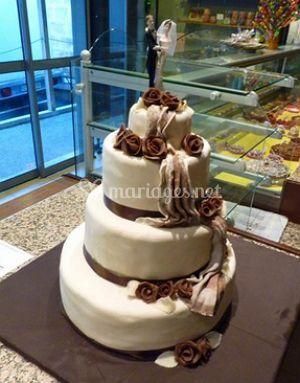 Gâteaux pour les mariages