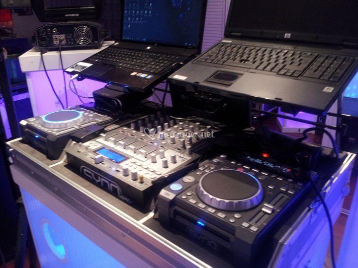 Chriss Laser DJ