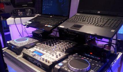 Chriss Laser DJ 1