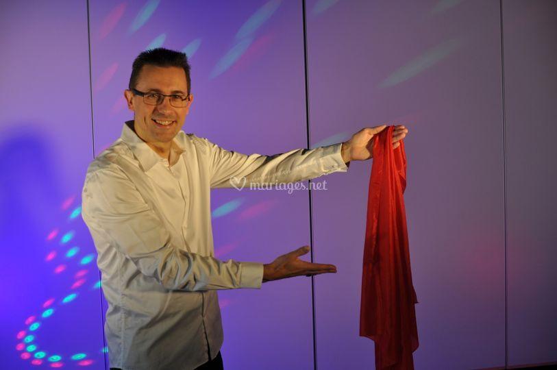Professeur Guillaume - Magicien