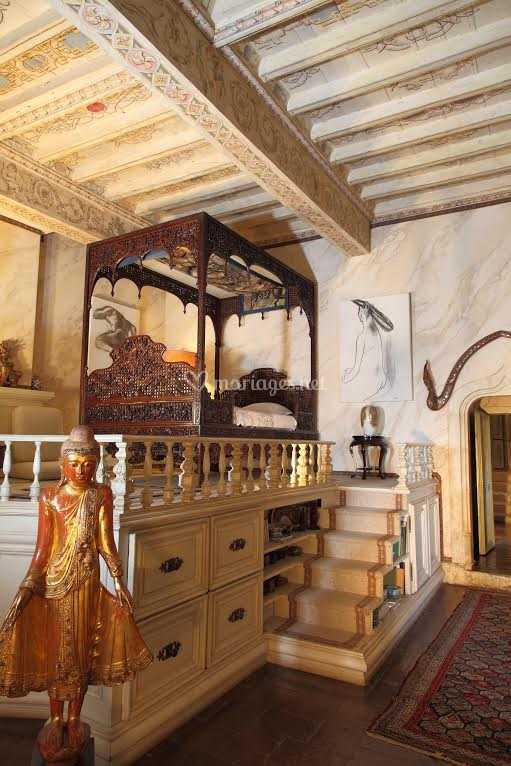 Chambre chinoise de Château de Mauriac | Photo 36