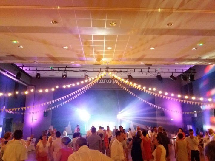 Piste mariage danse
