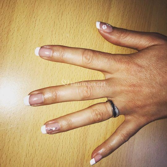 Renforcement ongles naturels