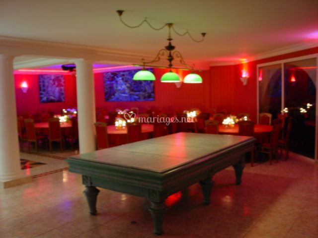Salon Villa Ramses