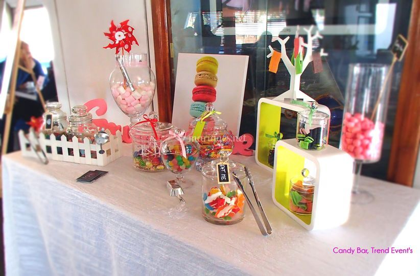Candy Bar Trend'Events
